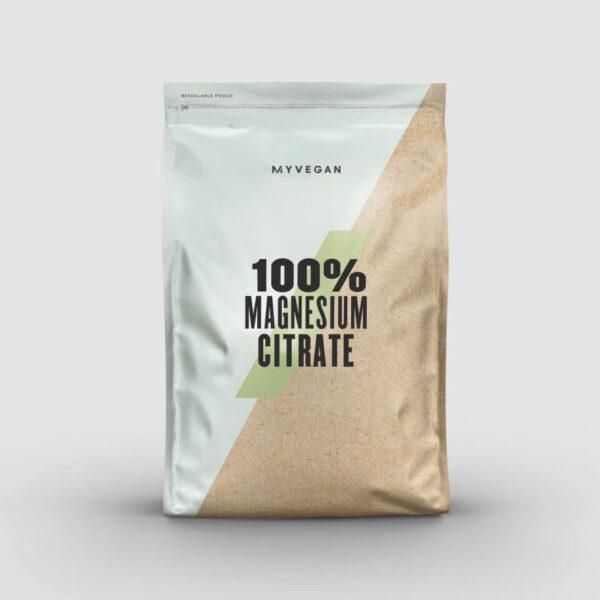 100% Magnesium Citrate Powder - 500g