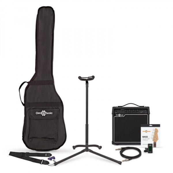 15 Watt Bass Amp & Accessory Pack