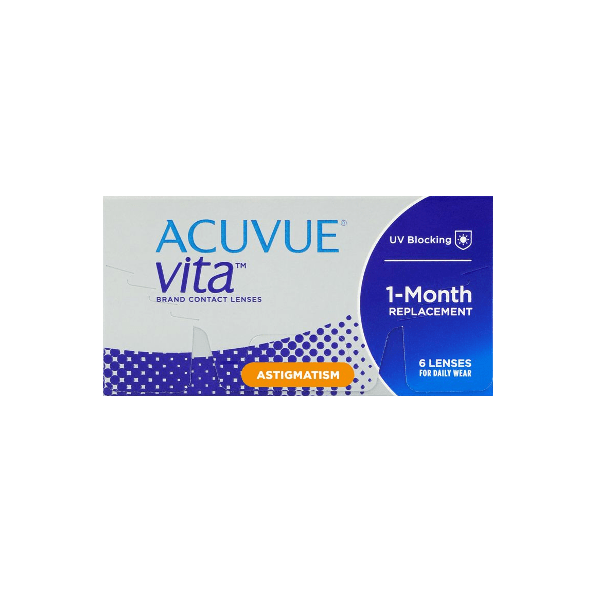 Acuvue Vita with HydraMax for Astigmatism 6er