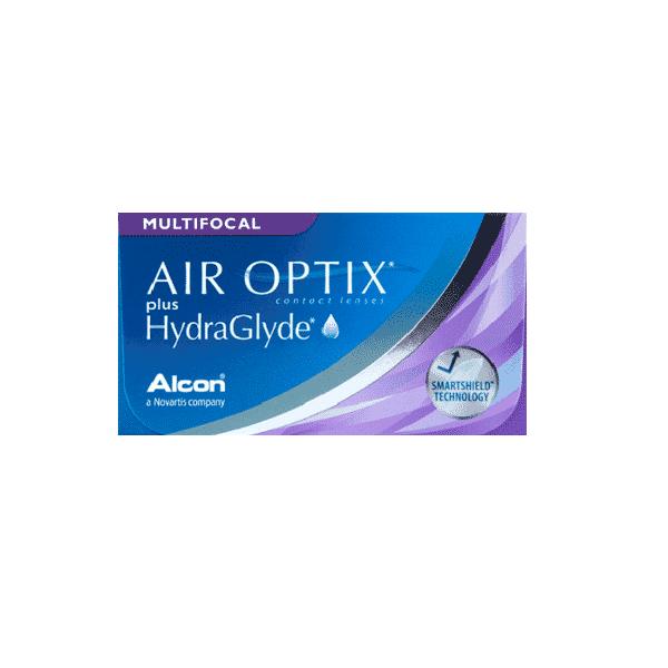 Air Optix plus HydraGlyde Multifocal 6er