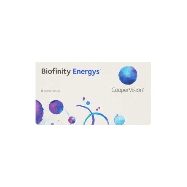 Biofinity Energys 6er