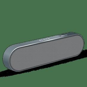Caixa de som Duplo Bluetooth Ambience - Cinza