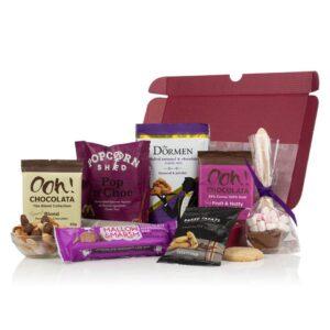 Chocoholic's Letterbox Gift