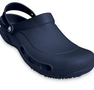 Crocs Bistro Safety Rated Clog Navy - Size 3 36/37