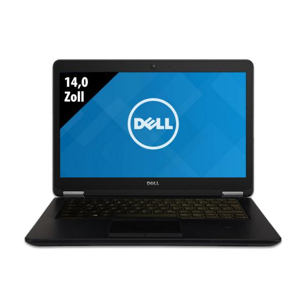 Dell Latitude E7450 - 14,0 Zoll - Core i5-5300U @ 2,3 GHz - 16GB RAM - 250GB SSD - FHD (1920x1080) - Webcam - Win10Pro