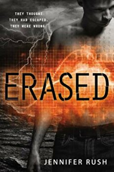 Erased, Paperback/Jennifer Rush