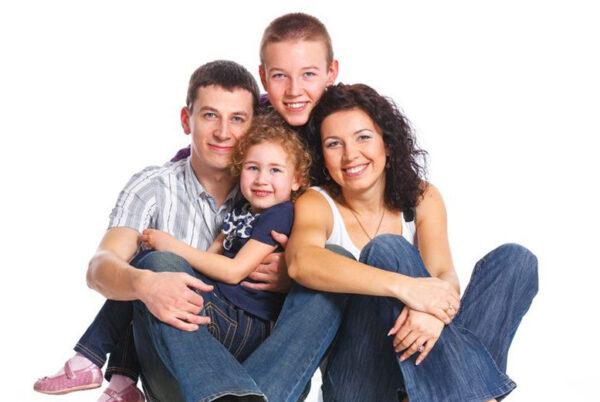 Family Photoshoot & Print   8in   Regional   Living Social