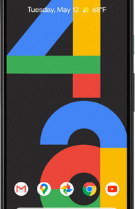 Google Pixel 4a (128GB Just Black) at £19.99 on Pay Monthly 2GB (24 Month contract) with Unlimited mins & texts; 2GB of 4G data. £19.99 a month.