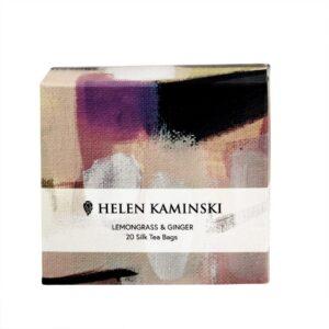 Helen Kaminski Lemongrass & Ginger Tea, Box of 20