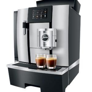 JURA GIGA X3 Professional Kaffee-Vollautomat Aluminium