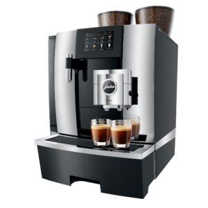 JURA GIGA X8c Professional Kaffee-Vollautomat Aluminium Chrom