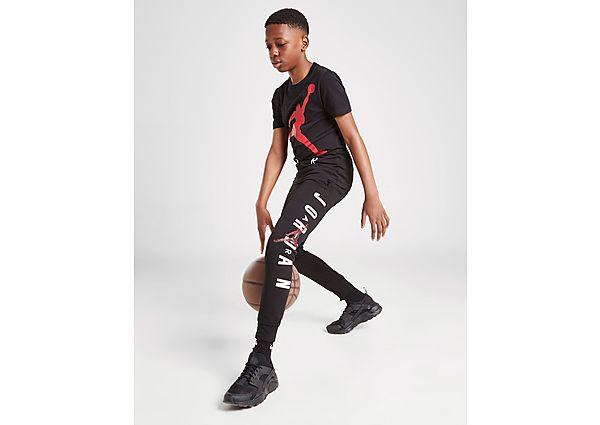 Jordan Jumpman Logo Joggers Junior - Black - Kids, Black