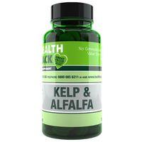 Kelp & Alfalfa Tablets Multibuy 3x100 Tablets Refill Pack