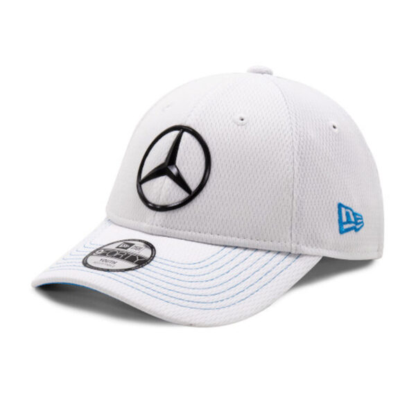 Mercedes-Benz Formula E Kids White 9FORTY Cap