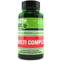 Multi Complex Tablets 3x60 Tablets Refill Pack