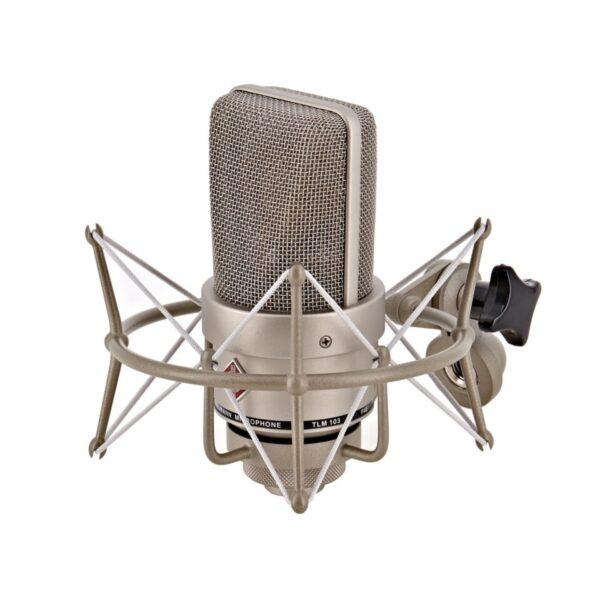 Neumann TLM 103 Studio Set Microphone Nickel