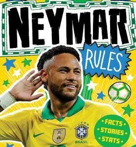 Neymar Rules by Simon Mugford