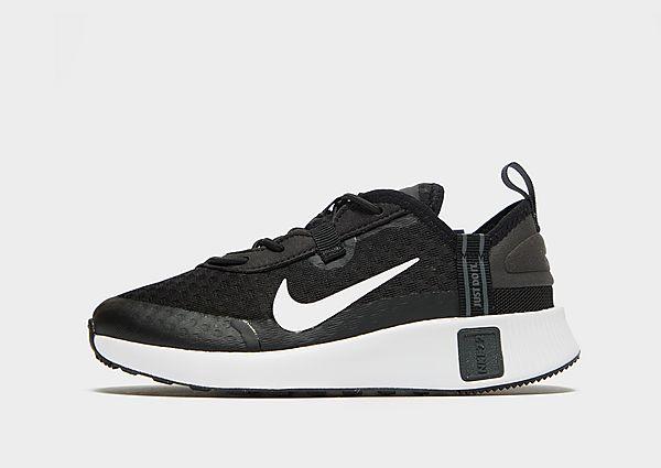 Nike Reposto Children - Black/Dark Smoke Grey/Iron Grey/White, Black/Dark Smoke Grey/Iron Grey/White