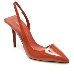 Pantofi ALDO rosii, Tirarith600, din piele ecologica