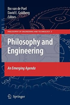 Philosophy and Engineering: An Emerging Agenda, Paperback/***