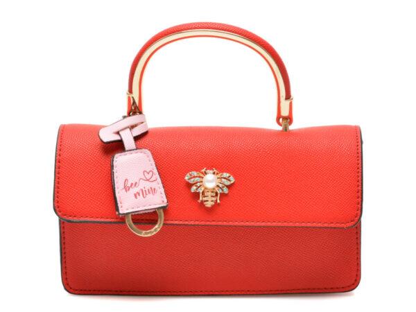 Poseta ALDO rosie, Thiawiel600, din piele ecologica