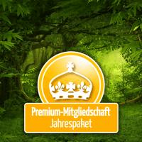 Premium-Mitgliedschaft Jahrespaket