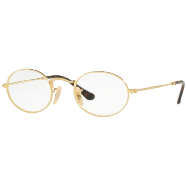 Rame ochelari de vedere unisex Ray-Ban RX3547V 2500