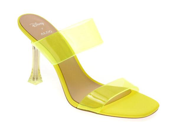 Sandale ALDO verzi, Stepsisters320, din pvc