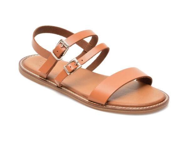 Sandale FLAVIA PASSINI maro, 21186, din piele naturala