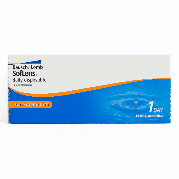 SofLens Daily Disposable for Astigmatism 30er