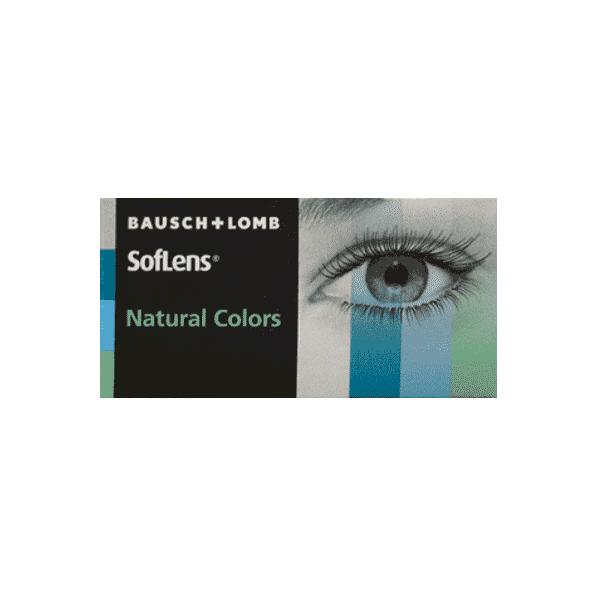 SofLens Natural Colors 2er