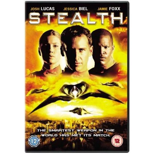 Stealth 2005 DVD
