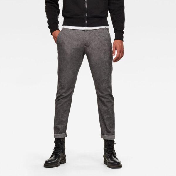 Vetar Slim Chino - Grey - Men