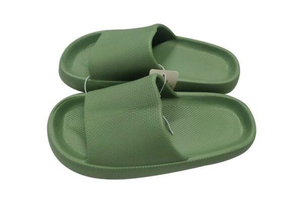 Women's Thick Sole Sandals   Black