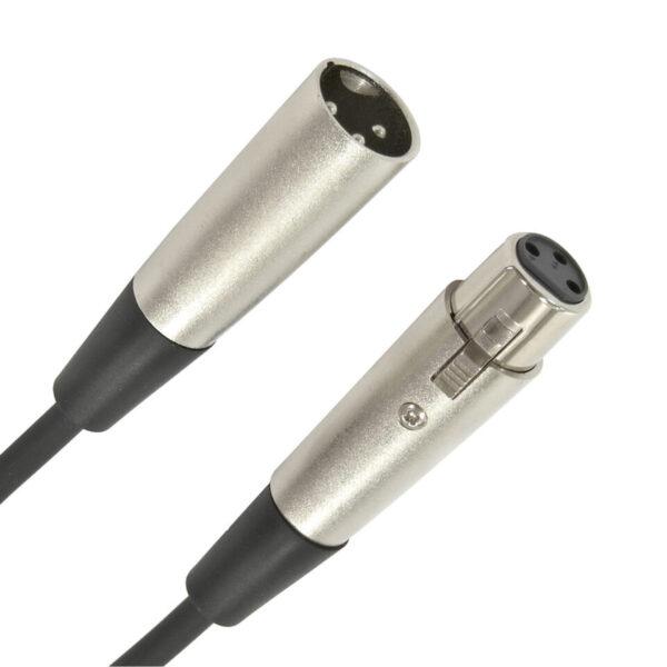 XLR (F) - XLR (M) Microphone Cable 6m