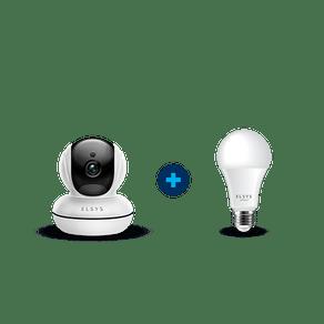 Combo Câmera Robô + Lâmpada