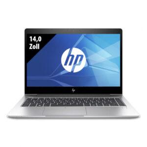 HP EliteBook 840 G5 - 14,0 Zoll - Core i5-7300U @ 2,6 GHz - 8GB RAM - 250GB SSD - FHD (1920x1080) - Webcam - Win10Pro