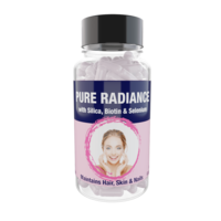 Pure Radiance Capsules 3 x 60 Capsules Refill Pack