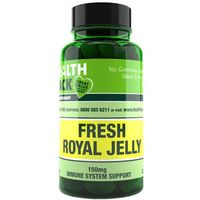 Royal Jelly 150mg Capsules 3 x 60 Capsules Refill Pack