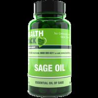 Sage Oil 50mg Capsules 60 Capsules Refill Pack