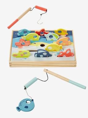 3D Fishing Game wood/multi