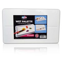 Acrylic Paint Wet Palette - For Keeping Paints Wet πpe; by Zieler πpe; 09299334