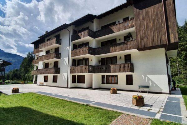 Appartamento A Canazei Vista Dolomiti