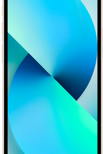 Apple iPhone 13 Mini 5G (128GB Starlight) at £79 on Pay Monthly Unlimited (24 Month contract) with Unlimited mins & texts; Unlimited 4G data. £35.99 a month.
