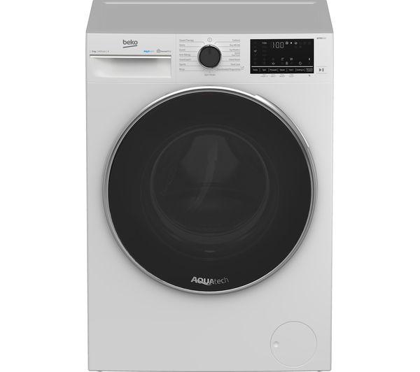 BEKO B5W51041AW Bluetooth 10 kg 1400 Spin Washing Machine - White
