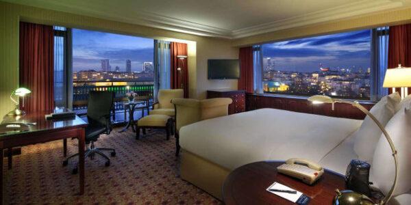 Berlin - Istanbul - Hilton Istanbul Bosphorus
