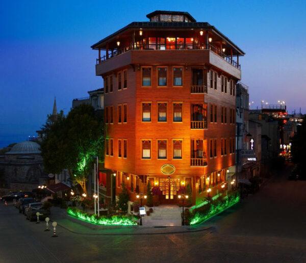 Berlin - Istanbul - Hotel Valide Sultan Konagi