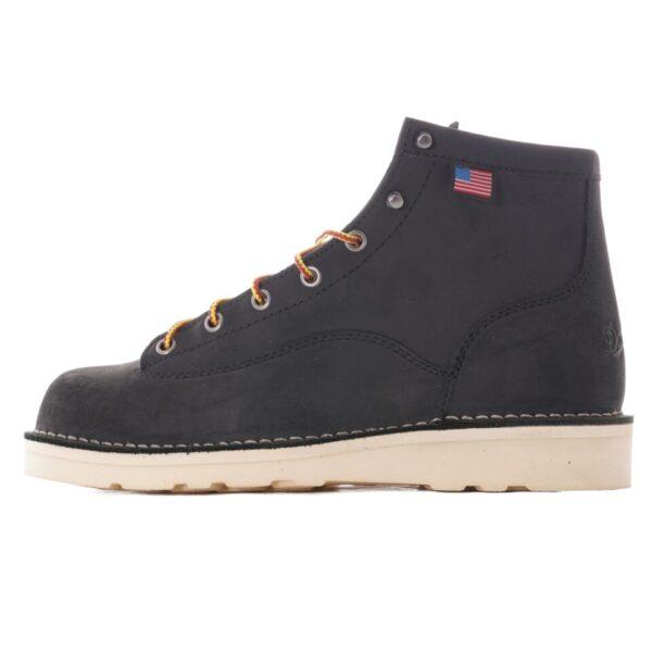 """Bull Run 6"""" Boot - Black"""