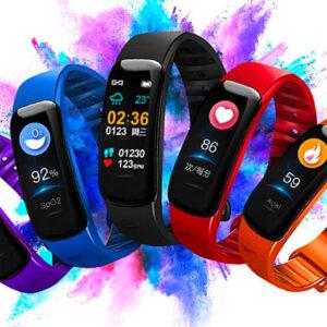 C1 Plus Smartwatch | Black