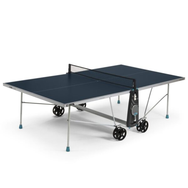 Cornilleau Sport 100X Rollaway Outdoor Table Tennis Table